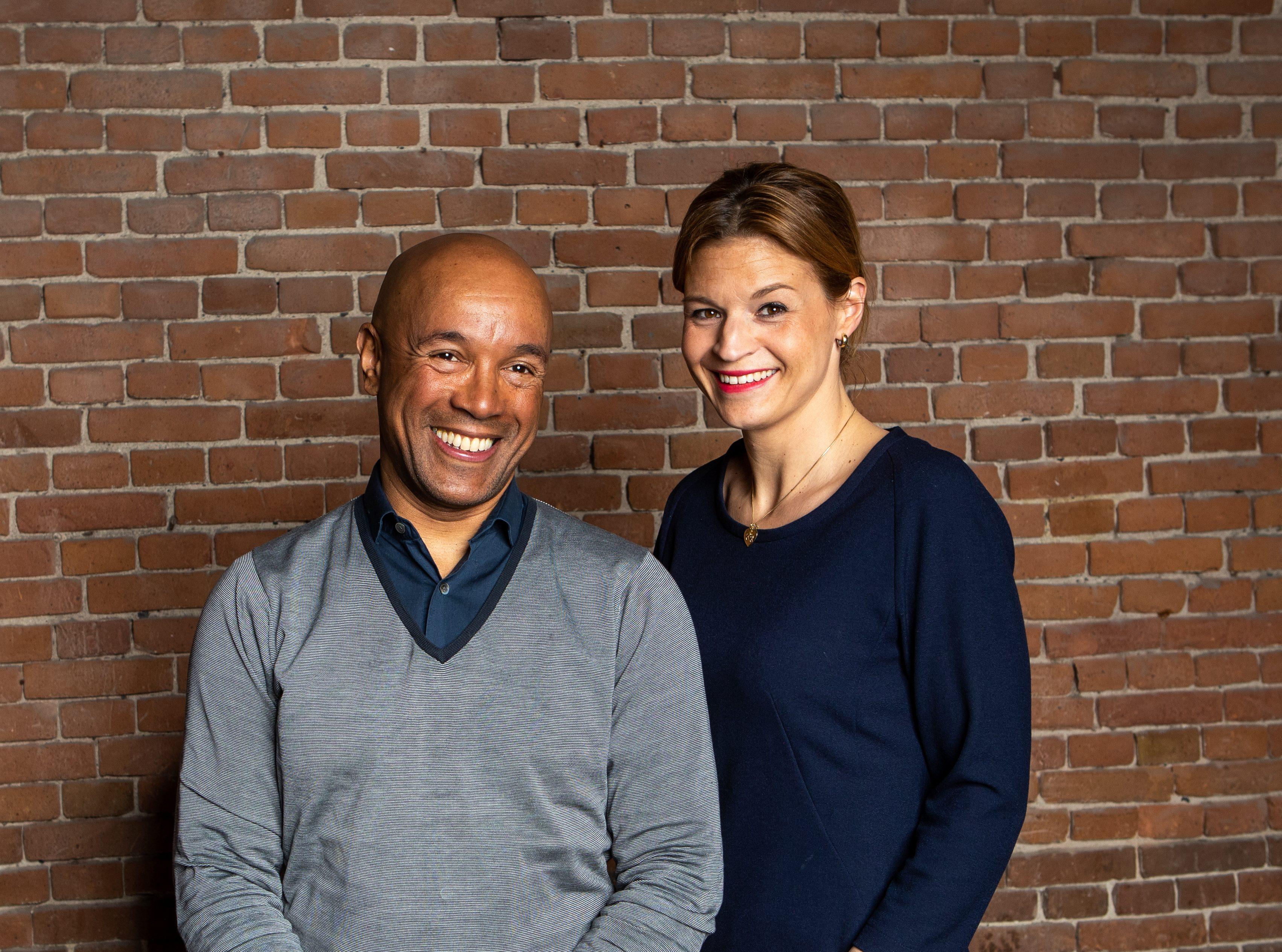 Clyde Tdlohreg en Rachelle Mahieu | CreativIvents